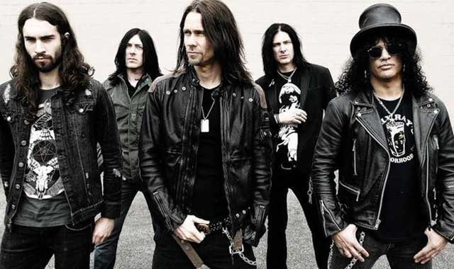 Slash & Myles Kennedy And The Conspirators