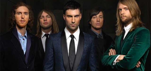 quinto album maroon five