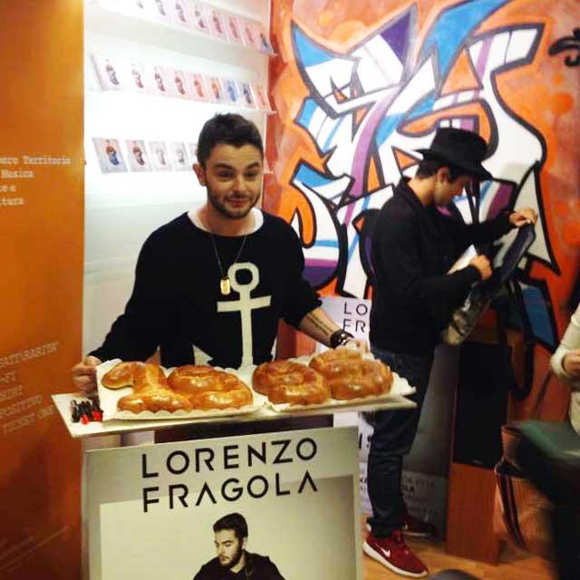 lorenzo fragola a lucca