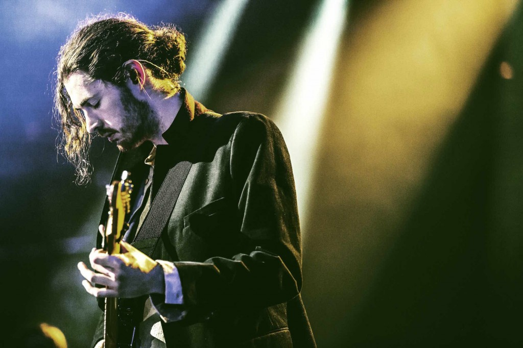 hozier al pistoia blues 2015