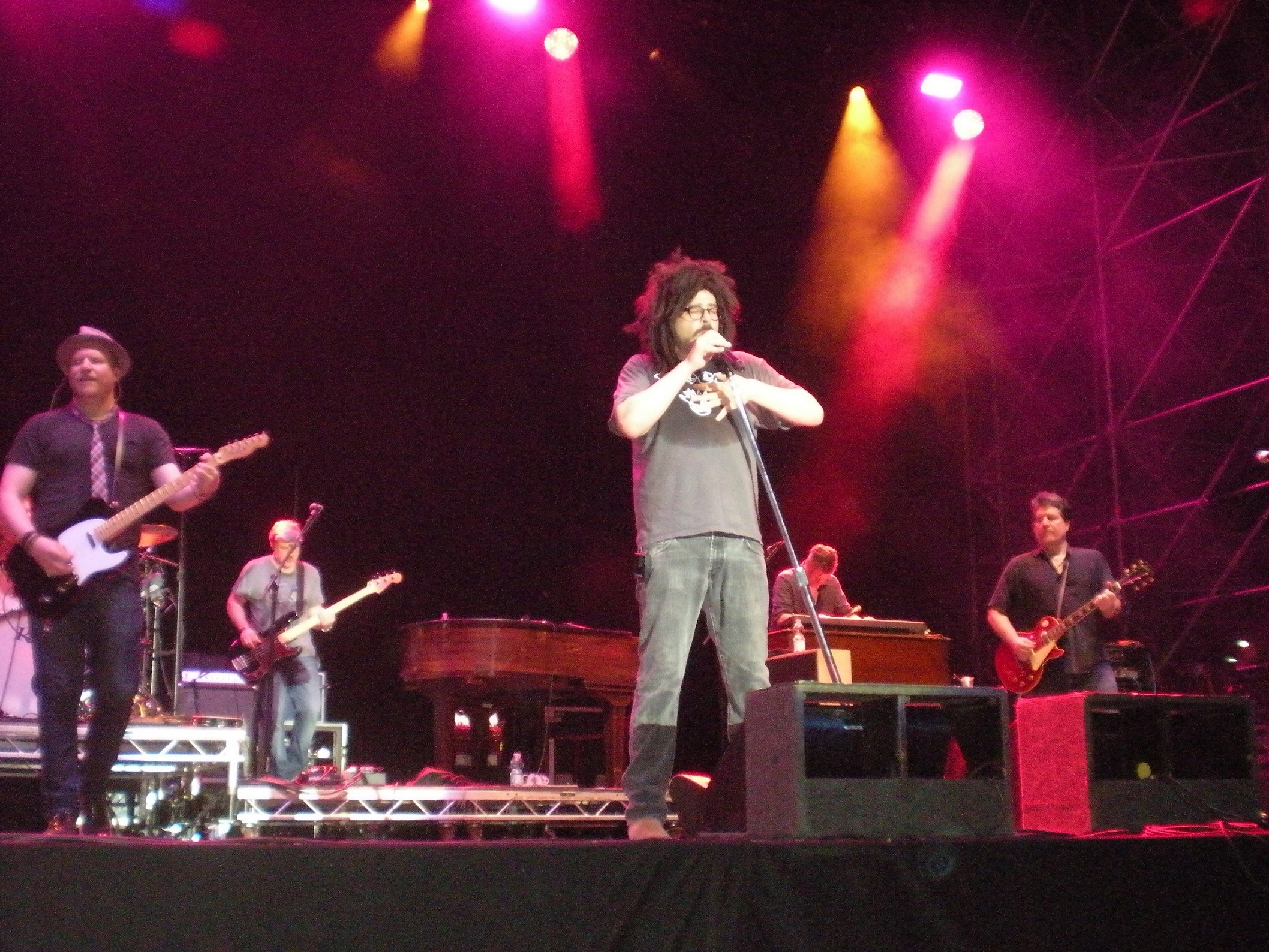 Counting Crows al Pistoia Blues